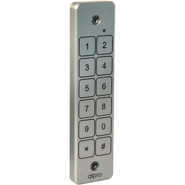 waterproof keypad ip68 rated as626s. Black Bedroom Furniture Sets. Home Design Ideas