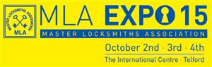 See us at MLA Telford, 2-4 October 2015 - Stand 25