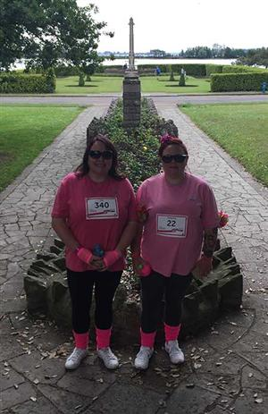 Cancer Research Race for Life 2016