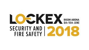 See us at Lockex, Ricoh Centre Coventry, 8-10 June - Stand G20