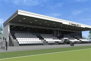 Panic Hardware at Ashington Football Club