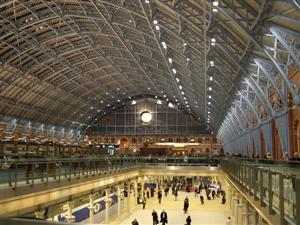 King's Cross & St Pancras Stations