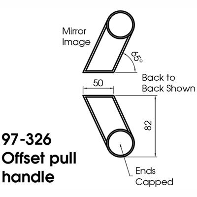 Functional 97 Pull Handle